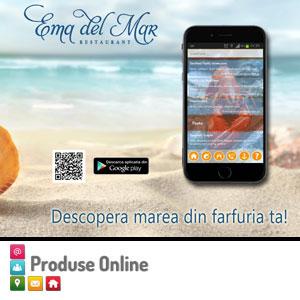 Produseonline - Produseonline - aplicatie Restaurant Ema del Mar